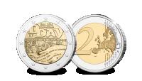 De meeste gewilde 2-Euro Herdenkingsmunten, Eerste wereldoorlog, ww1, ww2, Frankrijk 2014