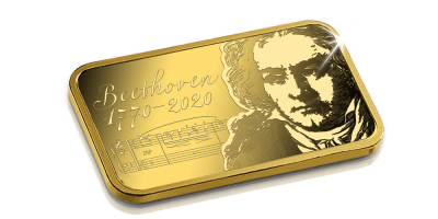 In Gold we Trust - 250 years Beethoven